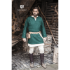 Medieval Wool Tunic Lodin Green 2