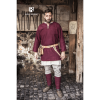 Medieval Wool Tunic Lodin Red 2