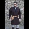 Viking Wool Coat Loki Brown 3