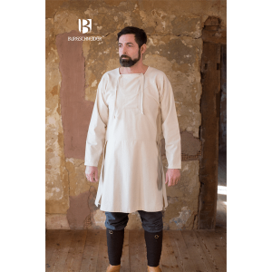 Viborg Medieval Shirt Olaf – Ideal For LARP, SCA and Costume