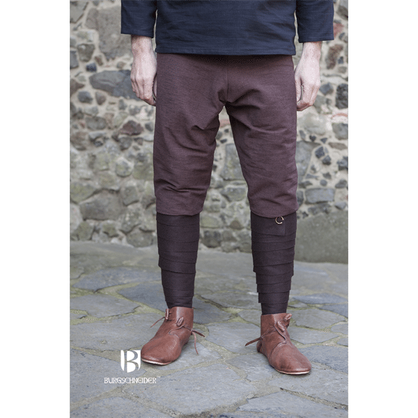 Thorsberg Pants Ragnar Brown 4