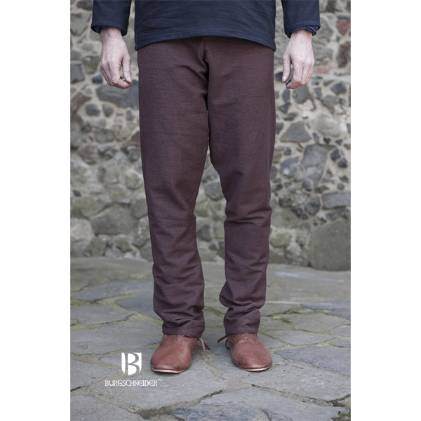 Thorsberg Pants Ragnar Brown 1