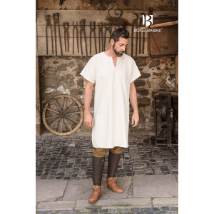 Short Arm Undertunic Snorri – Ideal For LARP, SCA and Costume
