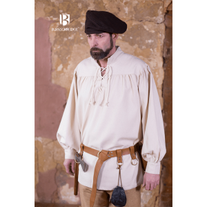 Medieval Laced Shirt Stortebecker – Ideal For LARP, SCA and Costume