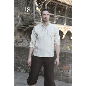 Medieval Shirt Tristan – Ideal For LARP, SCA and Costume