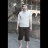 Medieval Shirt Tristan Natural 2