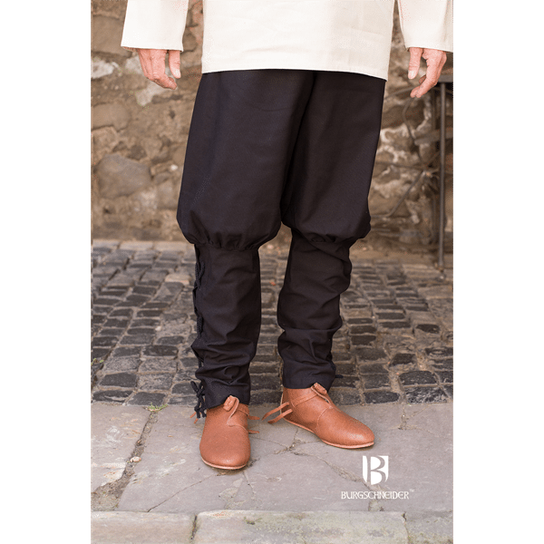 Viking Pants Wigbold Black 1