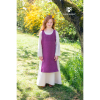 Medieval Childs Dress Ylva Lilac 2