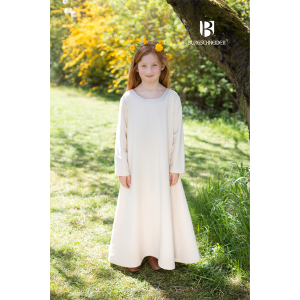 Medieval Child's Underdress Ylvi – Ideal For LARP, SCA and Costume