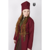 Birka Coat Aslaug Red 2