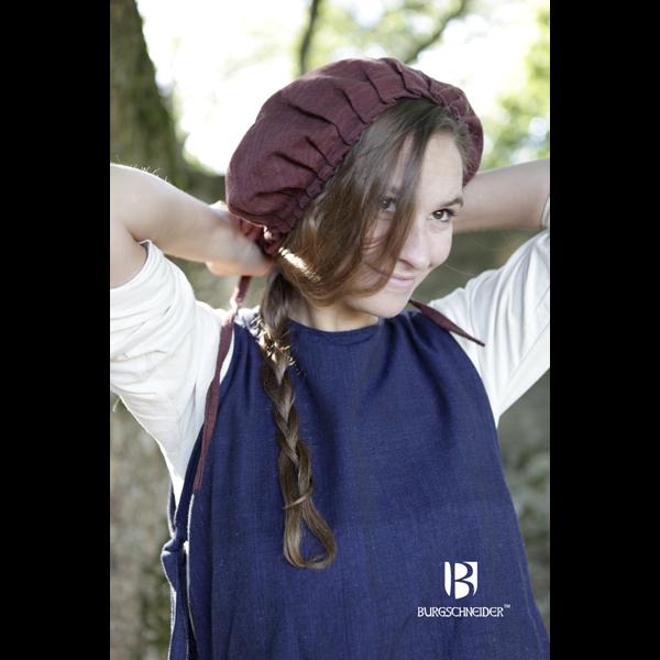 Medieval Bonnet Anna Brown 1