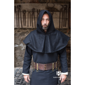 Middle Ages Hood Cucullus – Ideal For LARP, SCA and Costume