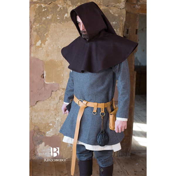 Hood Cucullus Brown 1