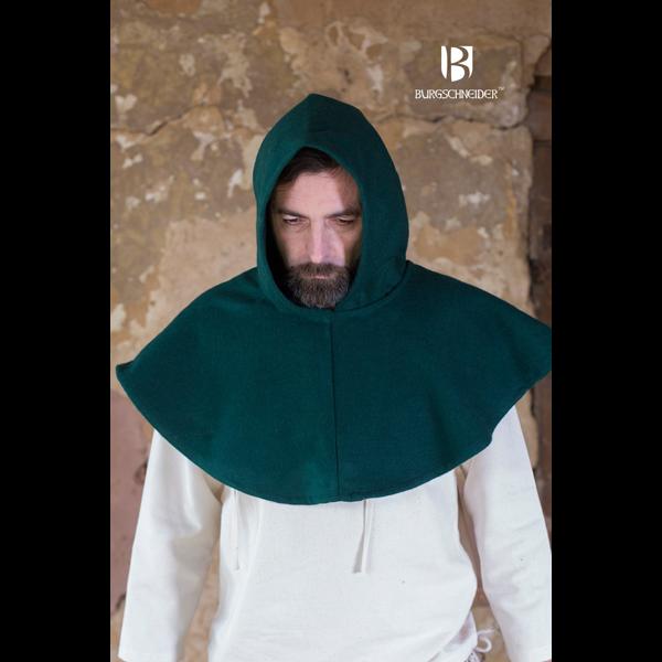 Hood Cucullus Green 1