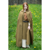 Hooded Cloak Hibernus Autumn Green 2