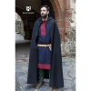 Hooded Cloak Hibernus Black 3