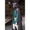 Hooded Cloak Hibernus Brown 3
