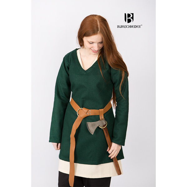 Short Tunic Hyria Green 2