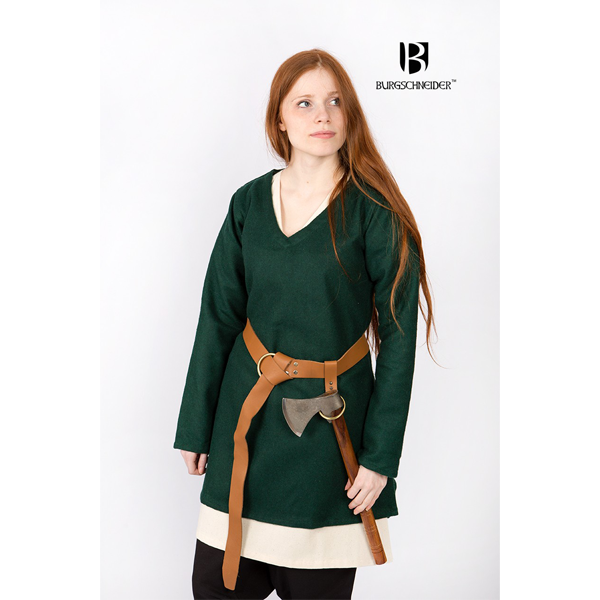 Short Tunic Hyria Green 3