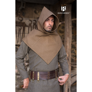 Skjoldehamn Hood Bjorn – Ideal For LARP, SCA and Costume