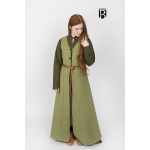 Sleeveless Coat Maiva Linden Green 1