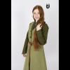 Sleeveless Coat Maiva Linden Green 2