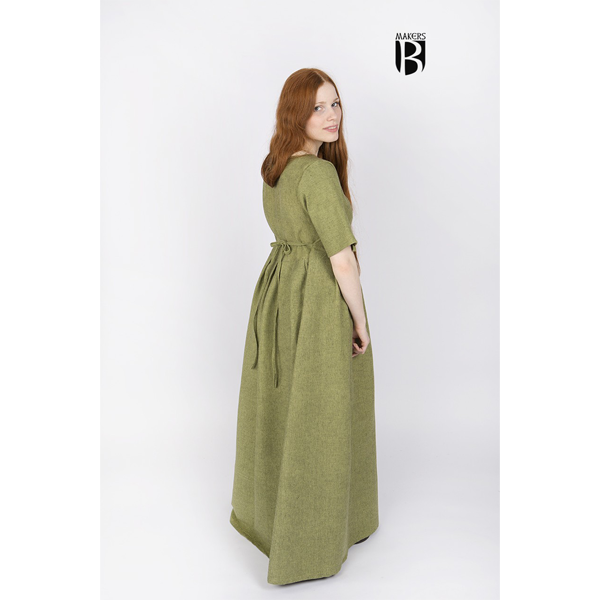 Women's Dress Frideswinde linden green 3
