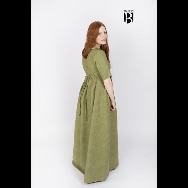 Women's Dress Frideswinde linden green 3