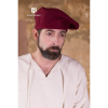 Wool Beret Harald Red 2