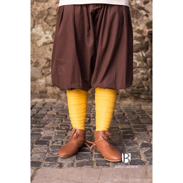 Wool Puttee Aki Yellow 2