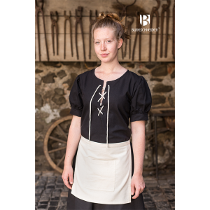Medieval Apron Nele – Ideal For LARP, SCA and Costume