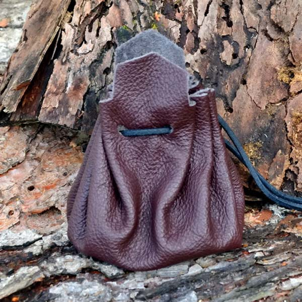 Large Medieval Pouch