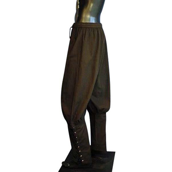 Medieval Viking Trousers Brown