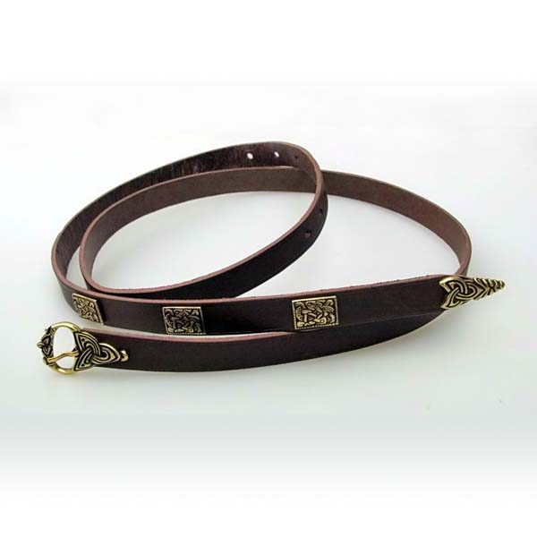 Viking Belt with Fittings