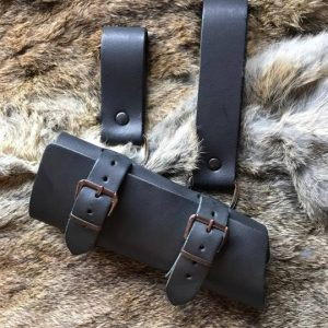 Short Medieval Scabbard  – Ideal For LARP, SCA and Costume
