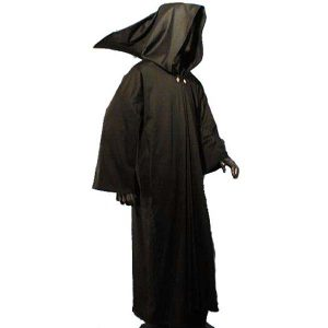 Monks Robes BLACK