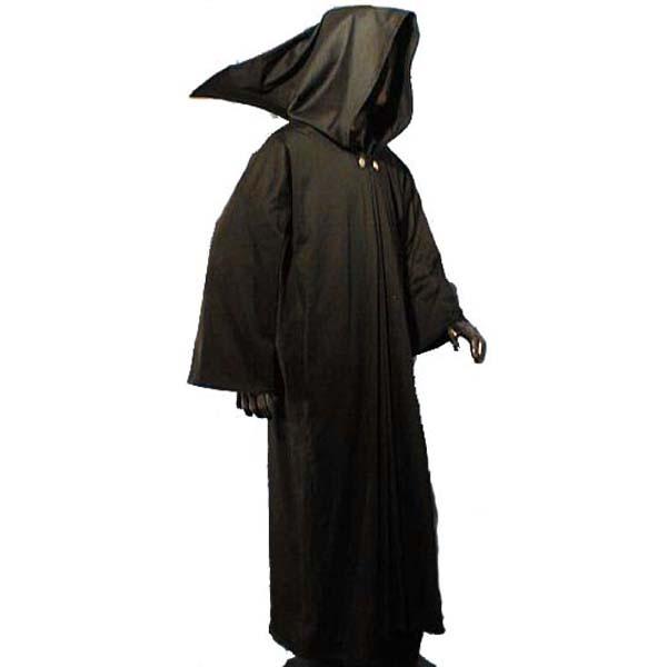 Monks Robes BLACK