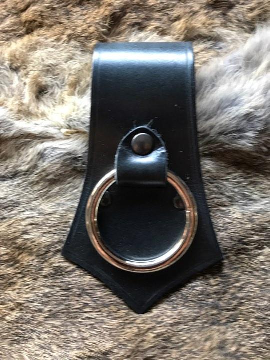 Ring type Axe Carrier Black
