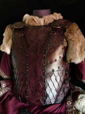 Sigurd LARP and SCA Leather Armour