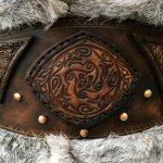 Shield Maiden Clan Chief BUILT Leather Belt