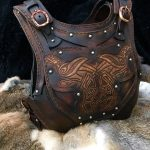 Shield Maiden Clan Chief BUILT Leather Body Armour