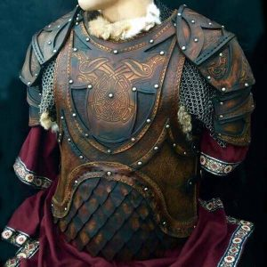 Odinson BUILT Leather Body and Shoulders