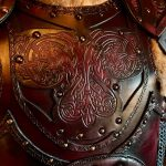 odinson red wolf detail