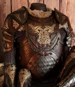Odinson Gilded Body and Shoulders