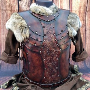 Valsgarde LARP Leather Body Armour