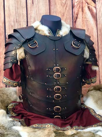Legio Battle Ready LARP/SCA Leather Armours
