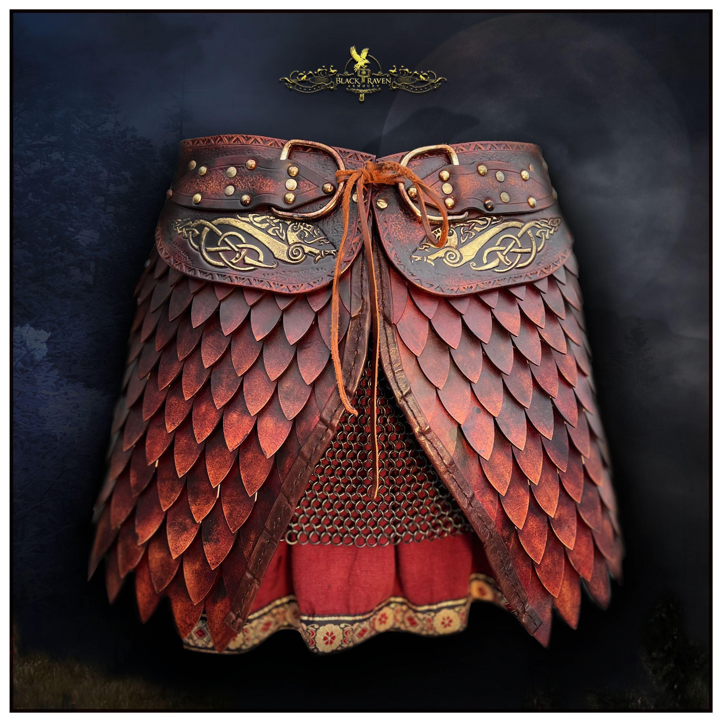 Dragon battle Skirt