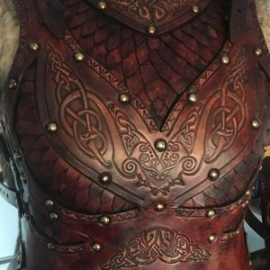 Limited Edition Dragon Queen Body Armour