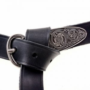 Early Medieval Irish Belt Lagore 3cm Wide