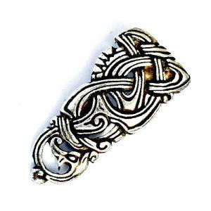 Belt Tip Midgard Serpent – 2 cm